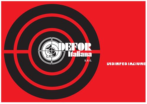 Defor Italiana: azienda di disinfestazione a Follina